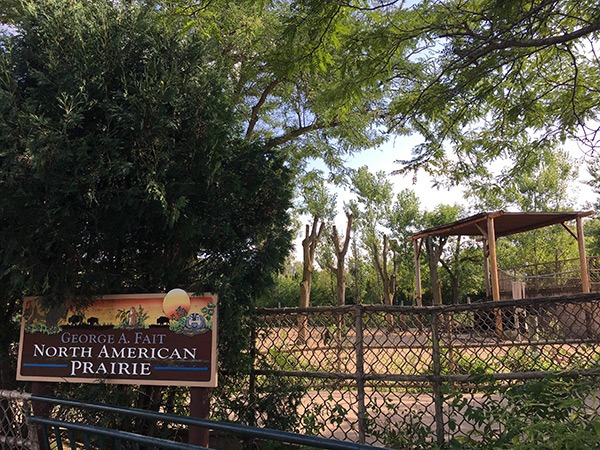 North American Prairie Exhibit